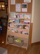 子供向けの本と雑誌